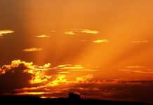 Небо Израиля